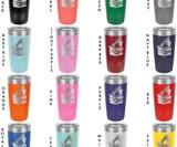 Dumpster Fire 2020 Insulated Travel Mug