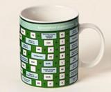 Excel Spreadsheet Shortcut Mug
