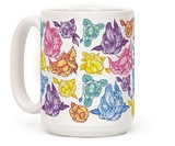 Flowering Penis Coffee Mug