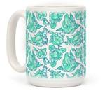 Flowering Penis Coffee Mug