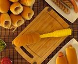 Hotdogger - Hot Dog Bun Driller