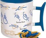 How To Tie Knots Coffee Mug