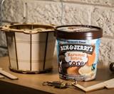 Ice Cream Pint Keeper with Padlock