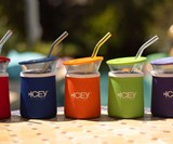 ICEY - No Ice, No Blender Homemade Frozen Drinks
