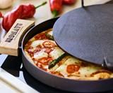 Ironate - 3-Minute, No-Oven Pizza