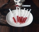 Jell-O Shot Syringes