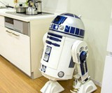 Life-Size RC R2-D2 Refrigerator