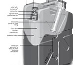 Lifesaver Expedition Jerrycan Water Filter