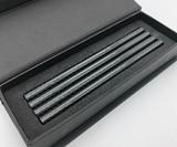 Lustir Reusable Carbon Fiber Drinking Straws