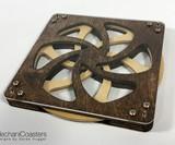 MechaniCoasters - DIY Kinetic Sculpture Coasters