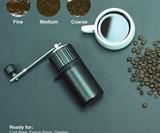 Minimal Precision Hand Coffee Grinder