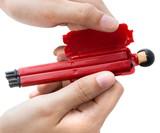 Mr. & Mrs. Lee Portable Chopsticks