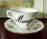 Naughty Vintage China