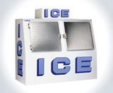 Outdoor Polar Ice Freezer