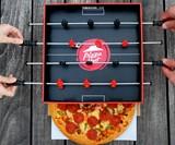 Pizza Hut Foosball Pizza Box