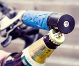 Pub-Nub Bike-Mounted Bottle Opener
