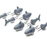 Shark Corn Holders
