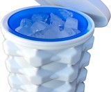 Silicone Bucket Ice Cube Maker