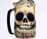 Skull Mugs
