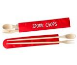 Spork Chops Closeup