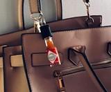 Tabasco Hot Sauce Keychain