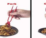 The Chork - Chopsticks & Fork in One