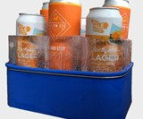 The Deep Freeze 6-Pack Ice Mold