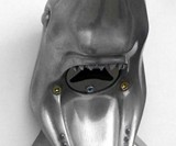 Wall-Mounted Shark Bottle Opener
