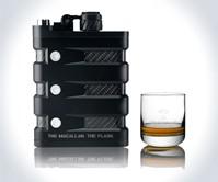 Macallan Scotch Meets Oakley Flask