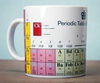 Periodic Table of Swearing Mug