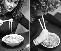 Soup Sticks - Chopstick/Straw Combo