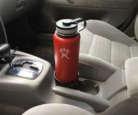 Bottle Pro Car Cup Holder Adapter
