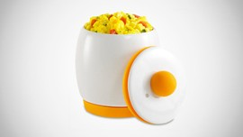 Egg-Tastic Microwave Egg Cooker