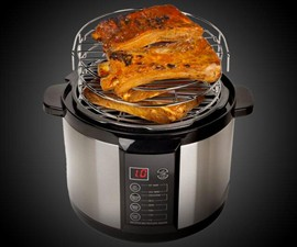 Indoor Pressure Smoker