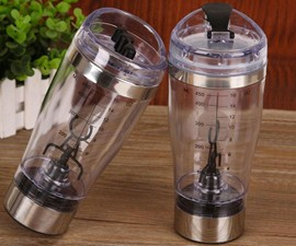 Portable Electric Mixer Cup