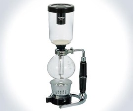 Vacuum Pot Coffee Maker