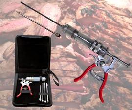 SpitJack Magnum Meat Injector Gun