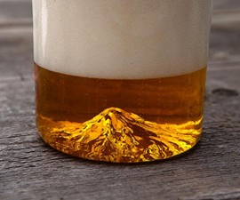 The Oregon Pint Glass