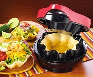 Electric Tortilla Shell Maker