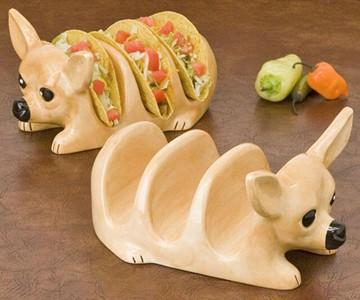 Chihuahua Taco Holders