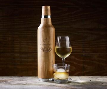 Oak Bottle - Ultra-Fast Barrel Aging Vessel