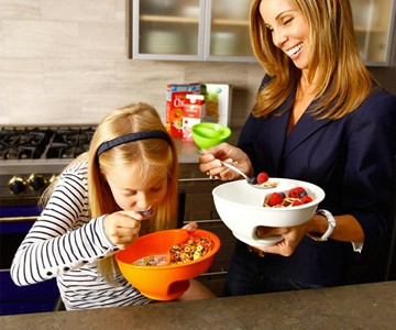 Obol No More Soggy Cereal Bowl