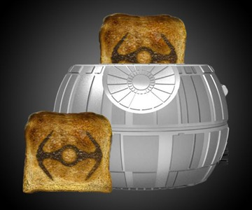 Star Wars Death Star Toaster Dudeiwantthat Com