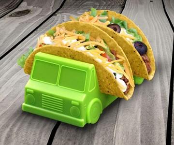 Taco Truck Holder