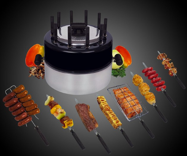 Indoor & Portable Brazilian Grill