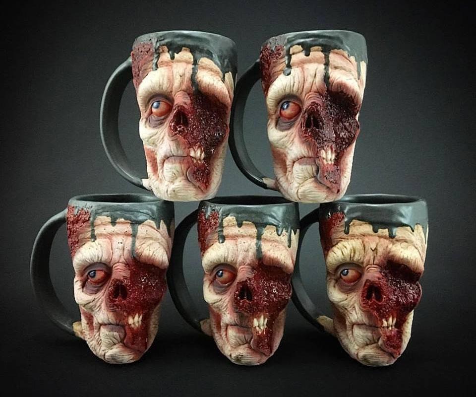 Slow Joe Zombie Mug Dudeiwantthat Com