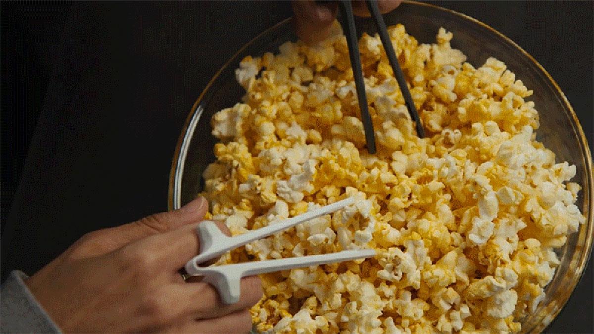 Snactiv Multi-Tasking Snacking Chopsticks