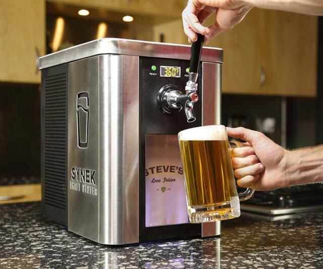 SYNEK Countertop Draft Beer System