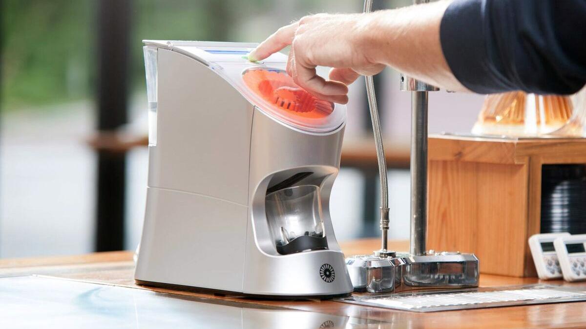 Tespo Liquid Vitamin Dispenser