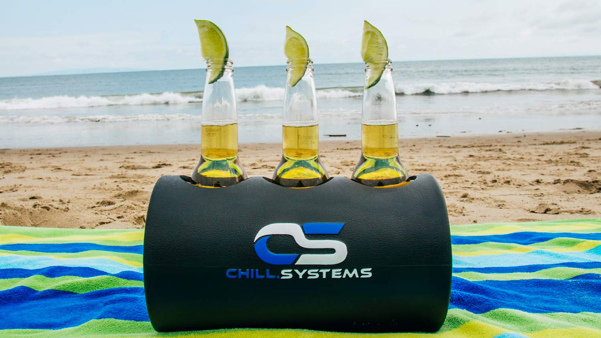 The Chiller Iceless Beverage Cooler